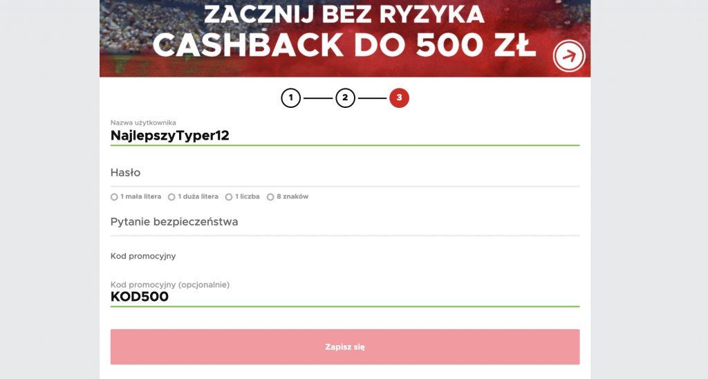 Poznaliśmy kod bonusowy do BetClic Polska!